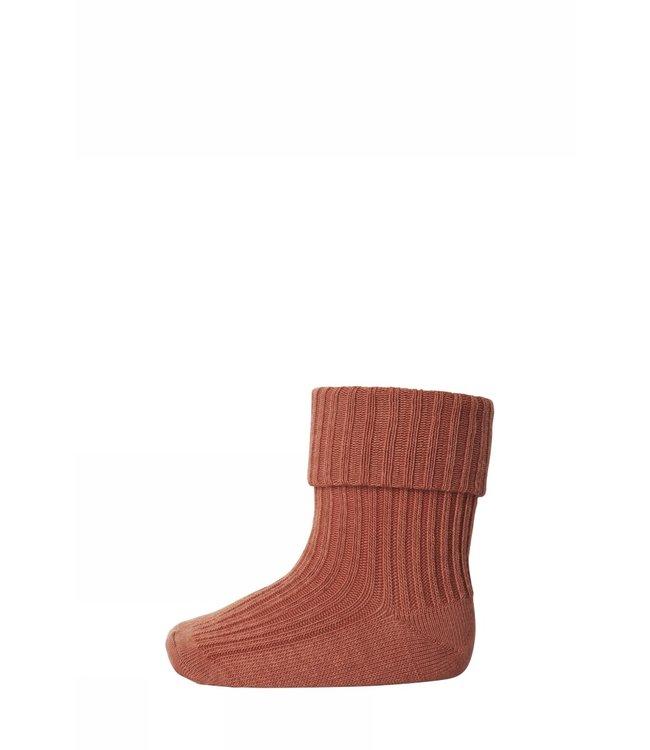 Socks rib 533   2064 aragon