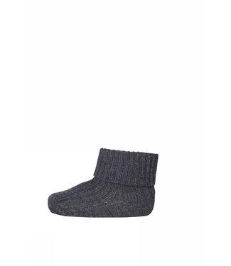 mp Denmark Socks rib 533 | 497 dark grey
