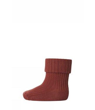 mp Denmark Socks rib 533 | 4194 clay