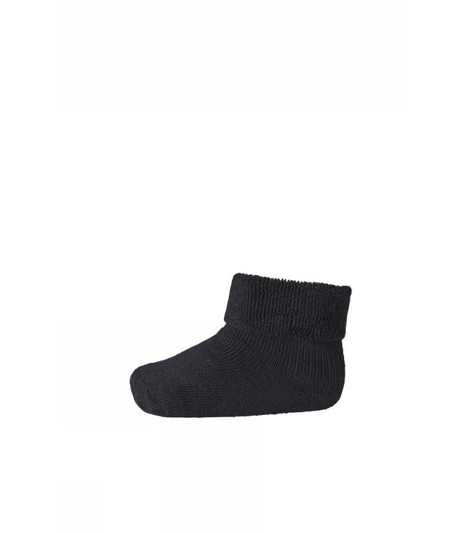 Socks terry 709 | 8 black