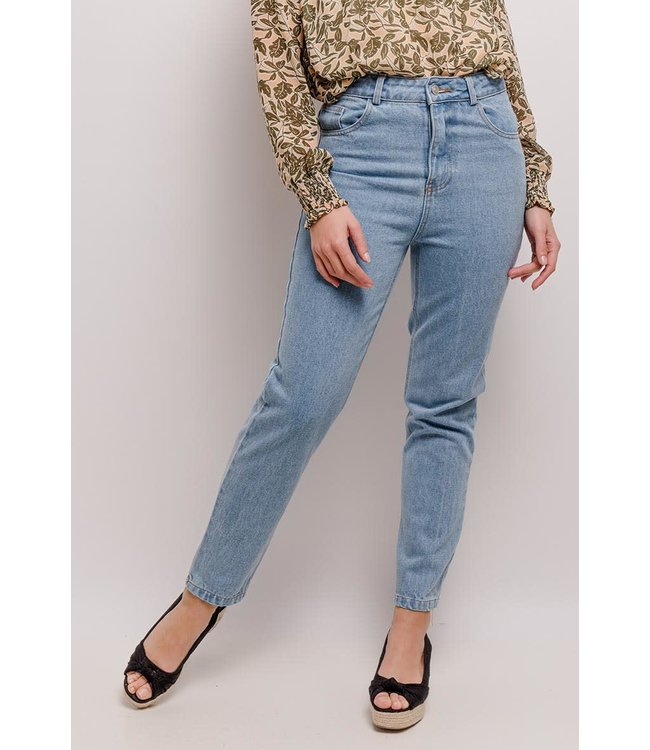Mom jeans | blue