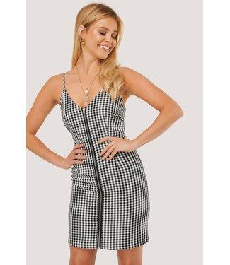 NA-KD Check mini dress 1619-000058