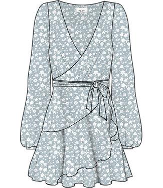 NA-KD Flower Dress 1659-000005 | flower