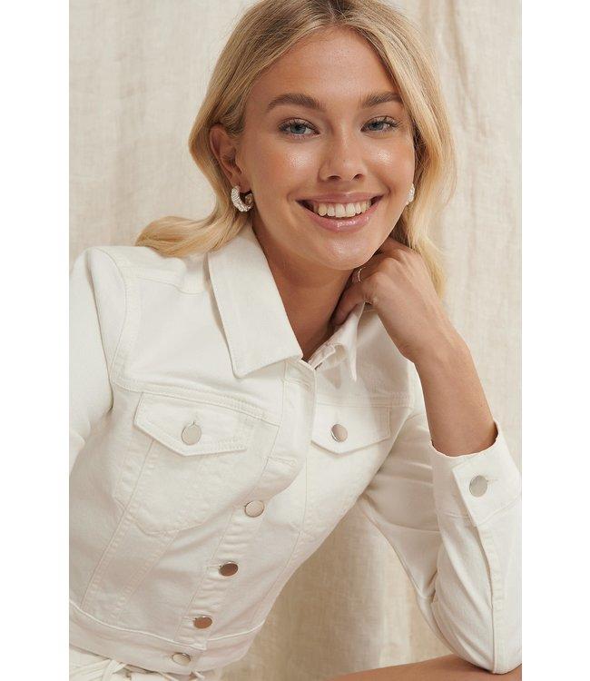 Denim Jacket 1659-000002 | white