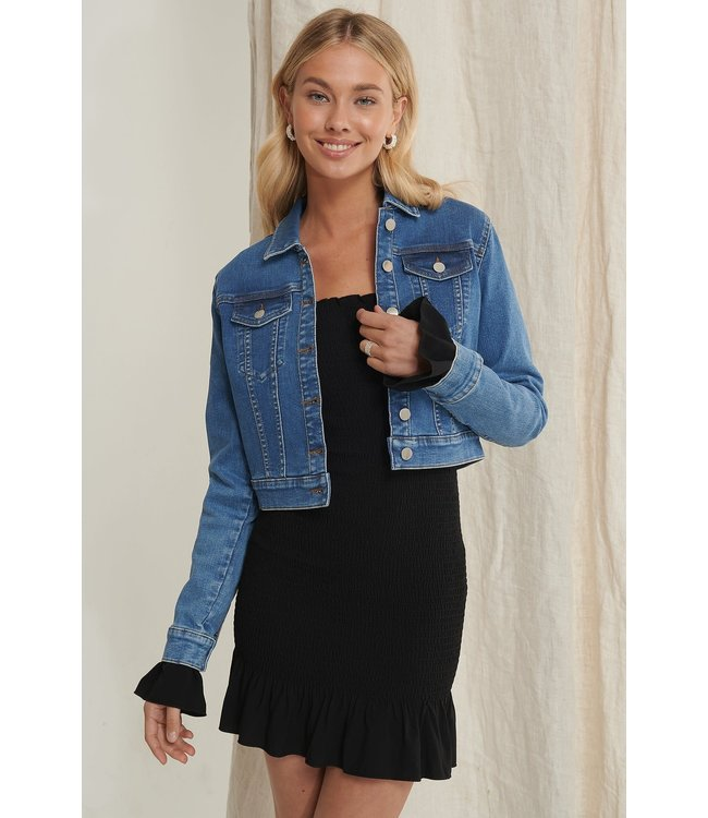 Denim Jacket 1659-000002 | light blue