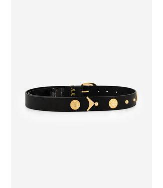 NIK & NIK Coin Belt Long 9-863 | black