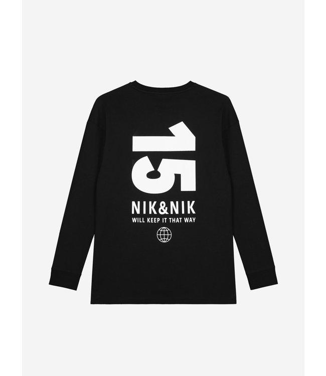 Marchello T-shirt 8-837   black