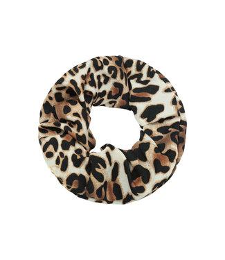 Scrunchie Leopard | beige