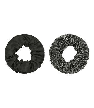 Scrunchie multicolor | black