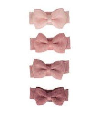 Your Little Miss Baby haarspeldjes 4-pack | pink tones 10HS151706