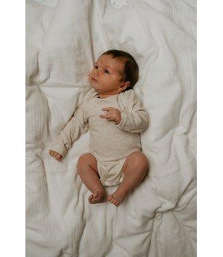 YUMI BABY Baby Bodysuit Soft Dots