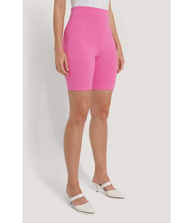 Biker shorts 1625-000070 - pink