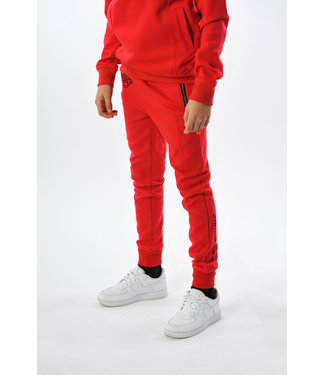 BLACK BANANAS Tech Jogger - Red