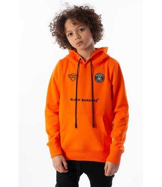 BLACK BANANAS F.c. Hoody Tech - Orange