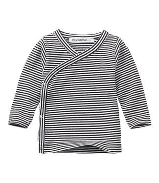 MINGO Baby Wrap Top Stripe