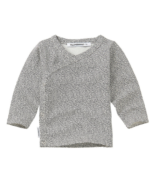 Baby Wrap Top Dots