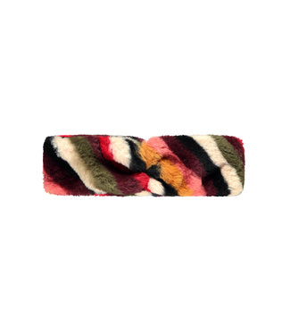 FLO Fur hairband F007-5900 Stripe