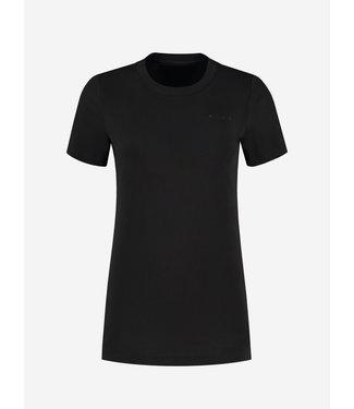 NIKKIE NIKKIE Basic T-shirt 6399 - black
