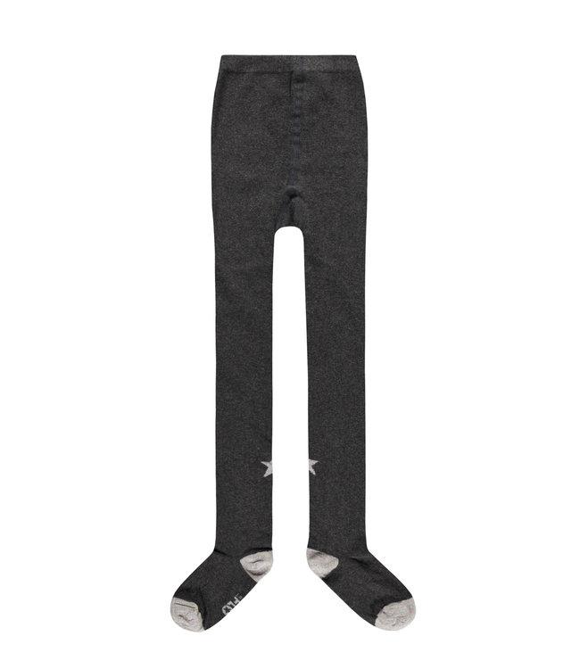 Rib tights F008-5950 antra