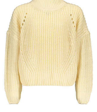 STREET CALLED MADISON Knit BRIGHT S008-5312 - offwhiite