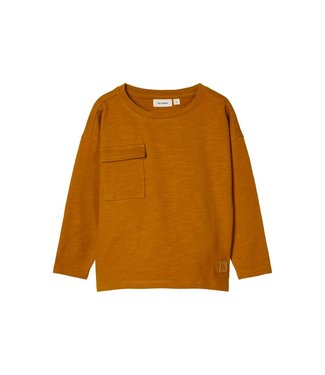 Lil Atelier NMMGOPPO Loose top 13181909 - Cathay Spice