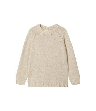 Lil Atelier NMMGALTO Knit 13181918 - Peyote