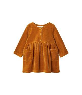 Lil Atelier NBFGILA Dress 13182155 - Cathay Spice