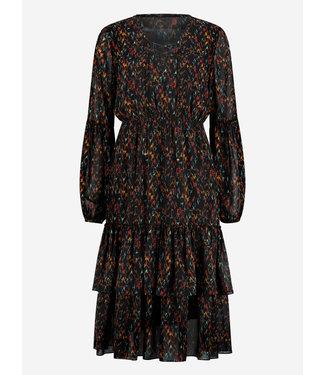 NIKKIE Francy Midi Dress 5290 - black