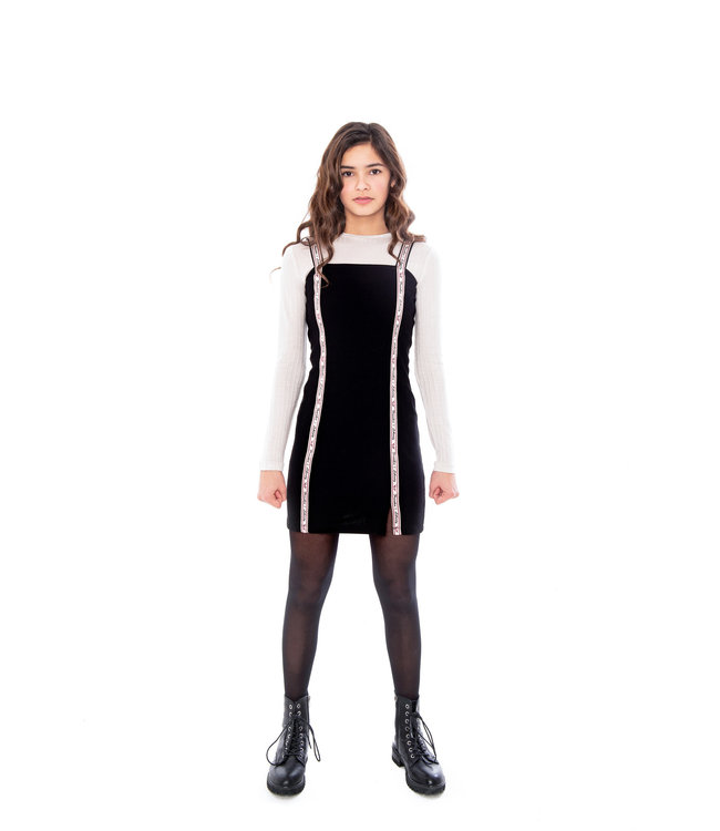 Polly dress - black
