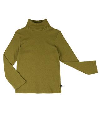 CarlijnQ Longsleeve collar - groen