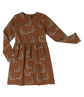 CarlijnQ Goose skater dress