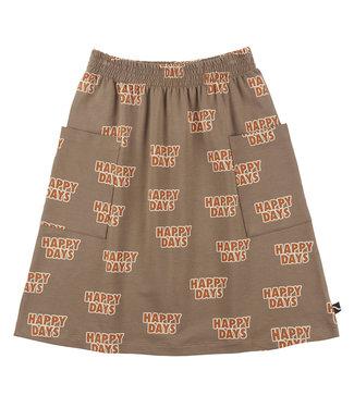 CarlijnQ Happy days midi skirt