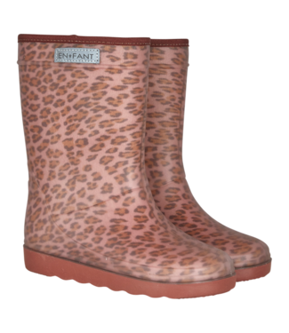 ENFANT Thermo boot 815213 | 171  leopard rose