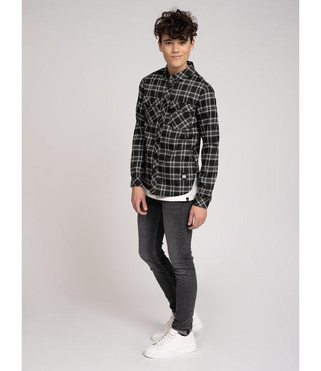 Oan Shirt 6009 - black