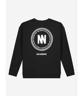 NIK & NIK Mixo Sweater 8033 - black