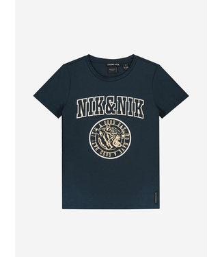 NIK & NIK Poppy T-shirt 8099 - royal blue