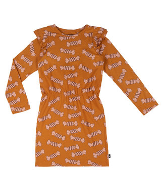 CarlijnQ Candy blouson dress