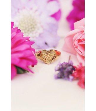 My Jewellery Ring engeltje - gold