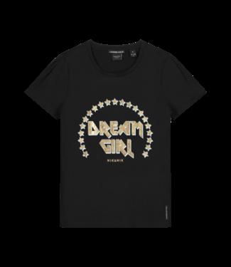 NIK & NIK Dream Girl T-shirt 8120 - black