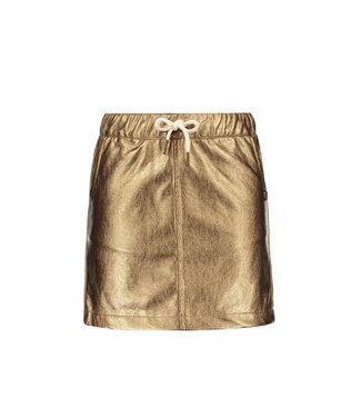 FLO Metallic skirt F008-5701 gold