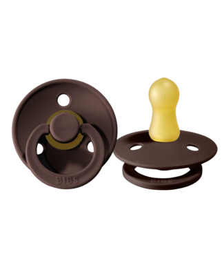 BIBS BIBS Fopspeen // chestnut