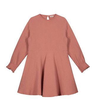 DAILY BRAT Roxy dress - blush