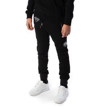 BLACK BANANAS Fleece Jogger - Black