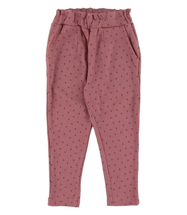 NMFNILLE PANTS 13190557 | rose