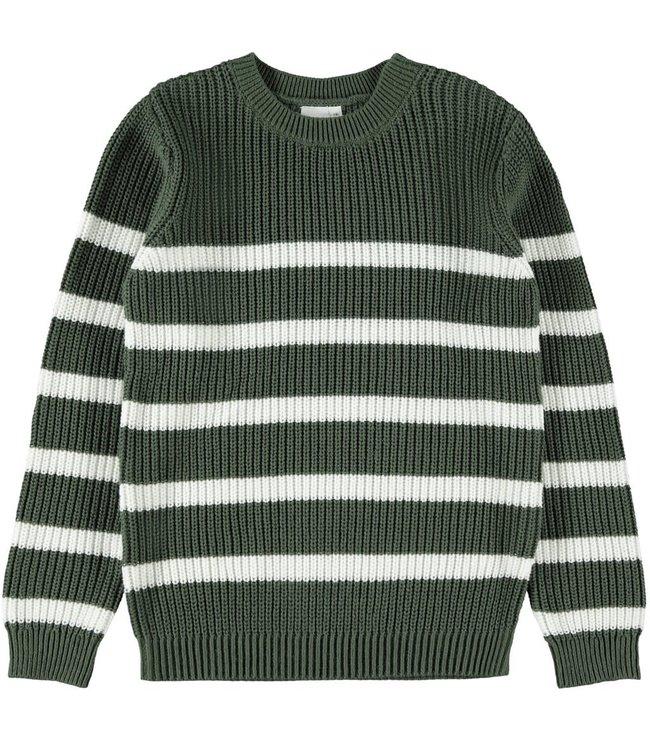 NKMROLF knit 13180400 | thyme