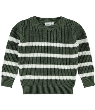 name it NMMROLF KNIT 13180401 | Thyme
