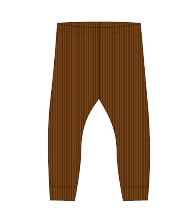 NBFNYLVA Legging 13183553   Monks Robe