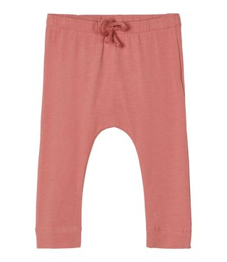 name it NBFNILUCA Pant 13183538 | Withered Rose
