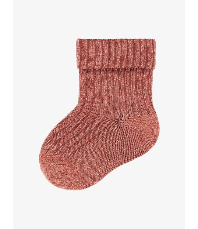 NBFNISA Sock 13185261   Withered Rose