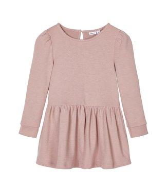 name it NMFOFELIA Dress 13191025 - Woodrose